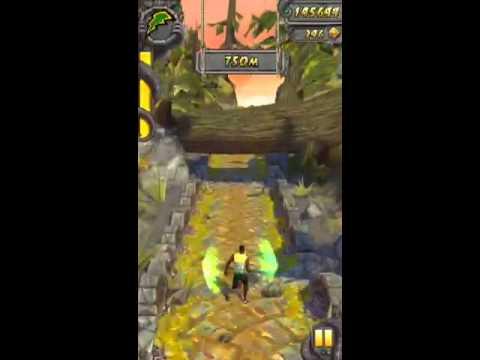 Temple Run 2 Usain Bolt Character & Bolt Powerup