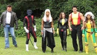 X-Men Evolution Fan Film Intro