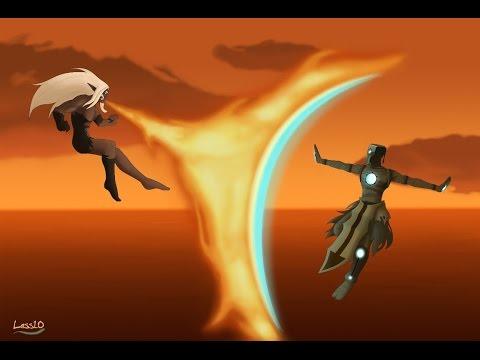 Wakfu- Nox vs Grougaloragran. (English Subbed)
