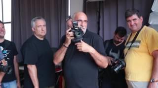 making of taller fotografía boudoir en studio lightroom