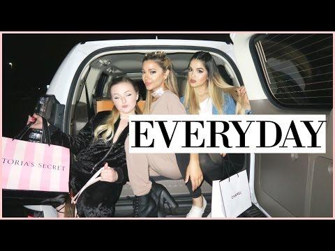 EVERYDAY by Ariana Grande   V Squad Music Video (V SQUAD REMIX)
