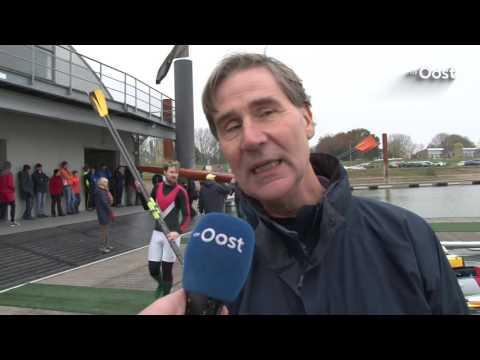 Roeien, fietsen, lopen en schaatsen voor Paul Veenemansprijs in Deventer