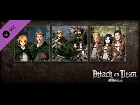 attack on titan 2 dlc download