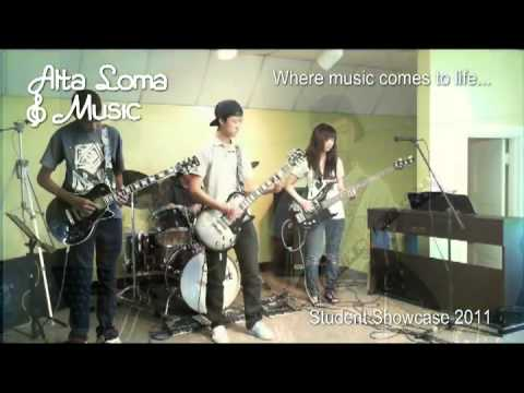 Guitar Lessons Corona CA @ Alta Loma Music Lessons Student Showcase