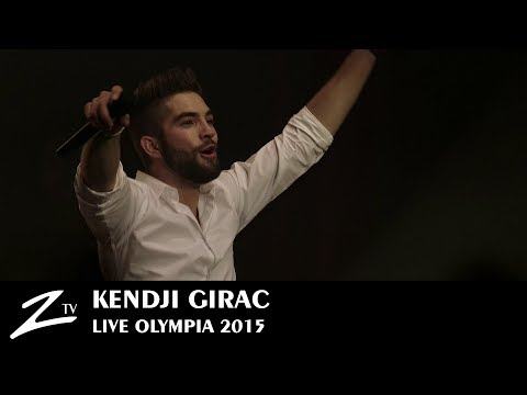 Kendji Girac - Andalouse - Olympia 2015 - LIVE HD