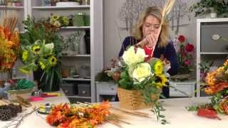 Easy, Elegant Flower Arranging – An Annie's Video Class