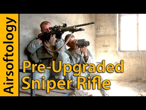The G700 Sniper Rifle Review - Airsoft GI's Long Range Blaster | Airsoftology