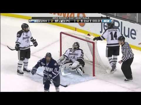Hockey East Semifinal - New Hampshire vs. Providence - 3/21/14