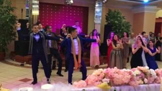 Армянская свадьба г.Сыктывкар , подарок жениху и невесте от друзей