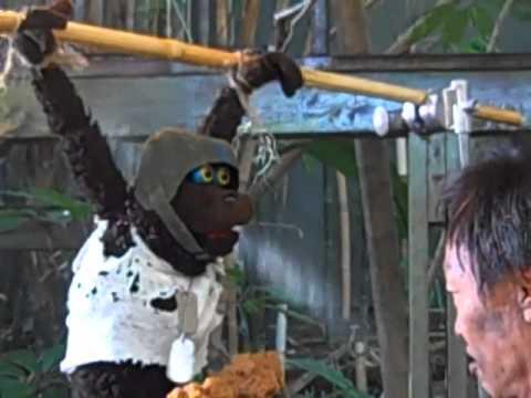 Warren the Ape- Unused scene in Bad PoFo Trailer