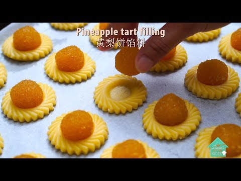 How to make Pineapple Tart Filling !!