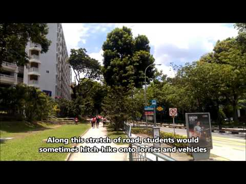 SSA1208: Everyday Life of Chinese Singaporeans - Dover Road