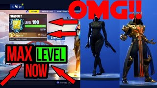 Unlimited XP | FORTNITE | SEASON 7 | How??? | TUTORIAL | NOT Clickbait | Glitch