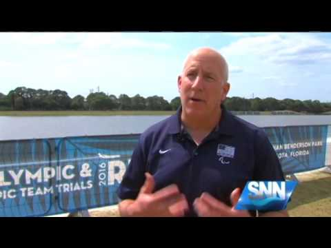 SNN: U.S. Olympic Committee Eyes Suncoast Rowers
