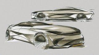 Car Sketch & Design(자동차 스케치 & 디자인)