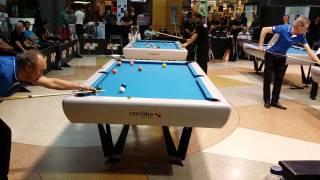 Bilhar - Torneio de Bilhar - Fase final regional