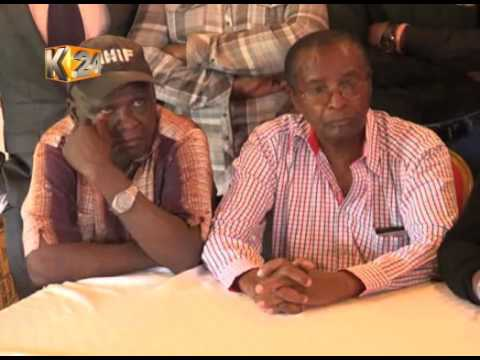 Kitui  County Wiper party nominations