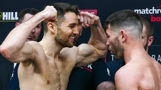 FITZGERALD MISSES WEIGHT as Fowler finds it DISGRACEFUL | Weigh-in