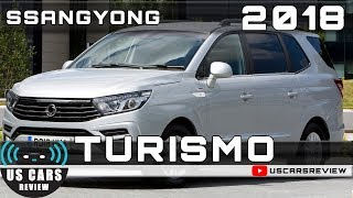 2018 SSANGYONG TURISMO Review
