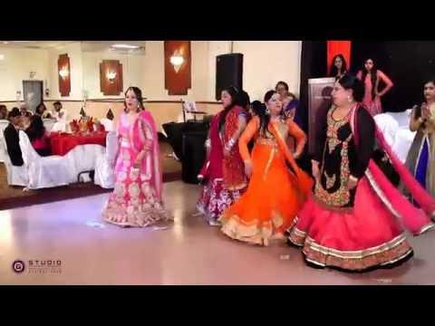 Best Saggi Group Performance Gidha Punjabana Da