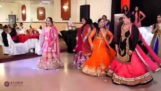 Repeat youtube video Best Saggi Group Performance Gidha Punjabana Da