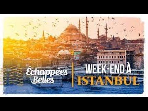 Week-end à Istanbul - Échappées Belles