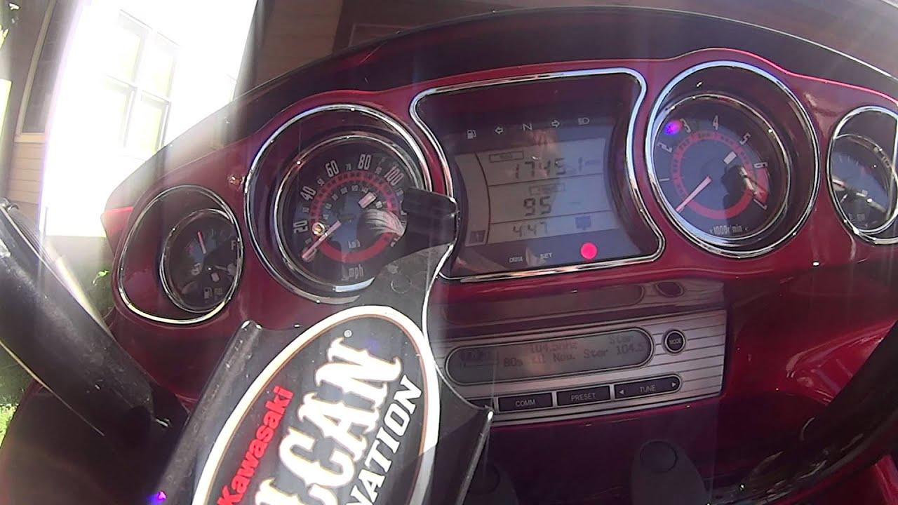 freedom exhaust true duals racing exhaust on my 2011 kawasaki
