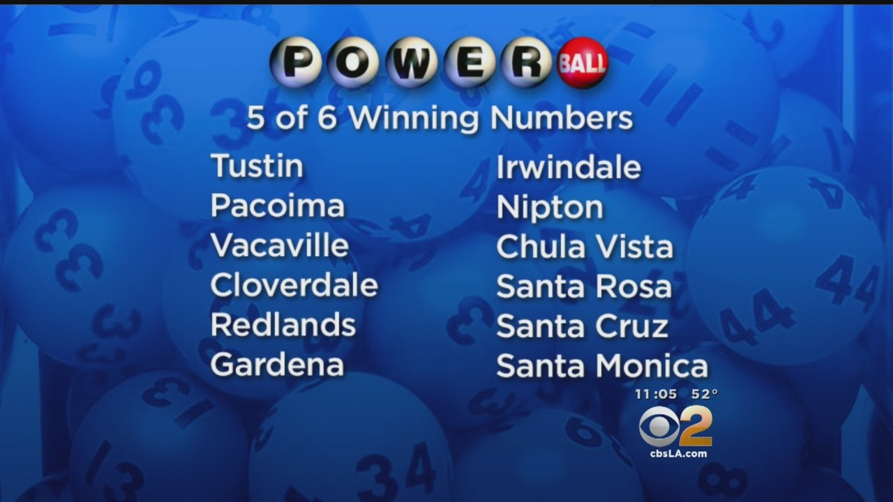 12 Californians Came As Close As You Can Get To Winning Powerball