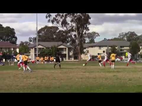 Gungahlin FC(Canberra City FC) vs Woden