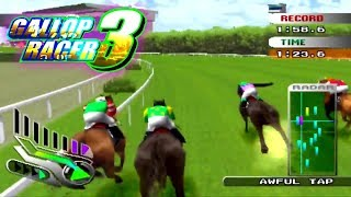 Gallop Racer 2000 Gameplay Walkthrough Horse Racing Games For PS1 With Commentary Part 2
