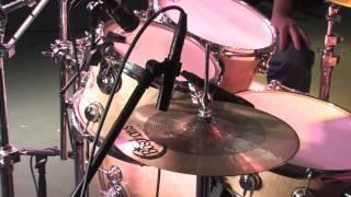 Audix Microphones - How To Mic Drums - Hi Hat