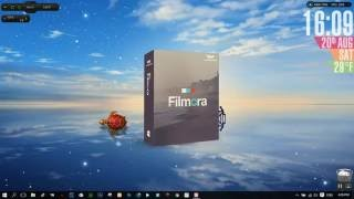 Cara Edit Video Dengan Wondershare Filmora Bahasa Indonesia