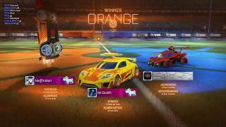 Teamplay wird besser ? Vllt ?   Rocket League #2
