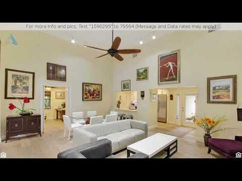 Priced at $525,000 - 2763 Biarritz Drive, Palm Beach Gardens, FL 33410