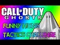 COD Ghosts Funny Moments #12 - Hiding Tactics First Attempt