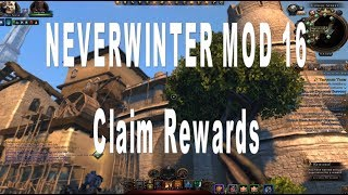 Neverwinter What Changes Happen With Claim Rewards In Mod 16