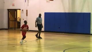 Y.E.S. League Black vs Red Team -Marvin/Joel Guthrie Coach David