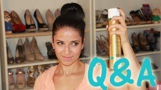 Laura's Topics: My Hair - Topic 7 - Starring Laura Vitale