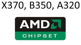 amd to offer x370 b350 and a320 socket am4 chipsets   the techy show