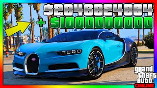 GTA 5 Online: How To Get MONEY FAST $10,000,000+ FAST!