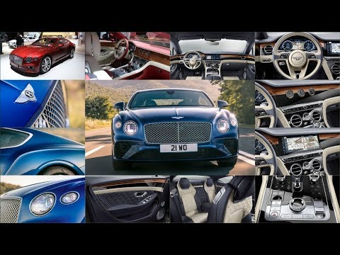 New Bentley Continental GT revealed - full specs | AutoNet Trusted