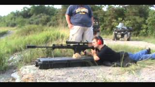 Bushmaster .50 cal Sniper Rifle