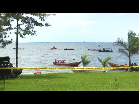 Death toll rises to 33 in Uganda's Lake Victoria boat accident