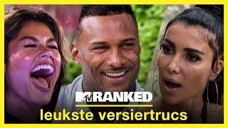 Top 3 LEUKSTE VERSIERTRUC'S   MTV Ranked: Celebrity Ex On The Beach