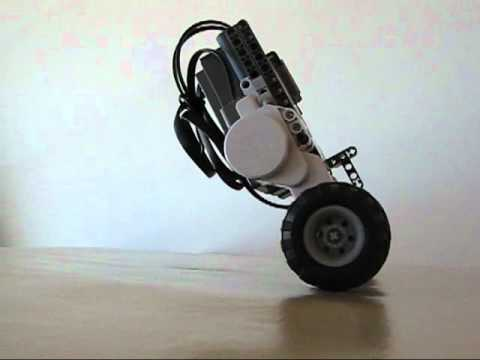 xombie the nxt self balancing robot inverted pendulum doovi. Black Bedroom Furniture Sets. Home Design Ideas