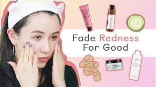 How To Get Rid of Redness | 5 Best Skin Care Ingredients You Need To Know