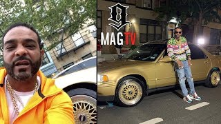 Jim Jones Brings Out The 93' Acura Legend Wit Gold BBS's!