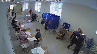 Фото Что бывает на выборах в России