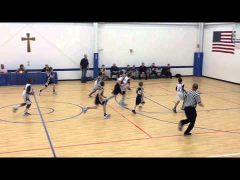 2015 01 30 Bethany basketball vs Mother Teresa