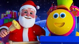 Bob the train | jingle bells | merry Christmas | Xmas carols | for kids